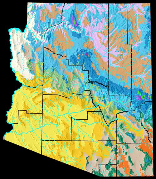Biomes & Biotic Communities of Arizona - Arizona Habitats